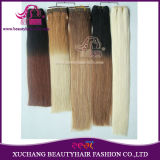 Best Quality Ombre Hair Extension Weft Thickest Remy Hair