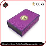 Recycled Material Rectangle Customized Logo Paper Packaging Box