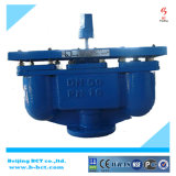 Cast Iron Double Ball Automatic Air Valve with Flanged Bct-Dav-02