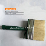 F-12 Hardware Decorate Paint Hand Tools Plastic Handle Bristle Paint Brush