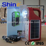 7 LEDs Solar Lantern for Camping