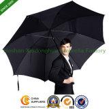"68"" Arc Vented Windproof Fiberglass Golf Umbrella for Man (GOL-0034FD)"