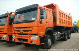 HOWO 6*4 Dump Truck with Front Lifting System