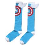 Kids Cotton Knee High Cartoon Socks Stockings (KA805)
