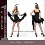 Ce Certification Cosplay Christmas Halloween Sexy Adult Costume (5933)