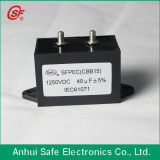 Plastic Case DC Link Film Capacitor for Welding, Inverter Capacitor with High Ripple Current Capability