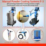 FF Powder Coating Guns- Hopper Feed