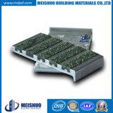 Flooring Carborundum Anti Skid Stair Treads with Aluminum Profile