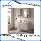Bathroom Plywood Vanity with Melamine Surface (ACF8908)
