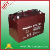 High Quality AGM Industry Solar Energy Storage Battery UPS Battery 100ah 12V