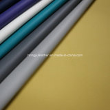 Waterproof and Embossed Pattern PU Material Leather (HS032#)