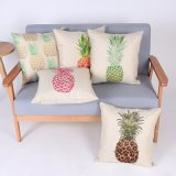 Digital Print Decorative Cushion/Pillow with Botanical&Floral Pattern (MX-67)