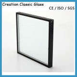 Clear/Coloreded/Insulating/Sheet/Tempered/Hollow Low E Glass for Curtain Wall