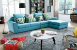 Modern Design L Shape Corner Sectional Sofa