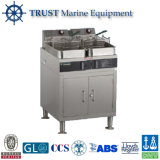 Marine Stainless Steel Electric Deep Frying Pan