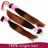 High Quality Hair Products Virgin Silky Straight Ombre Hair Extesnion