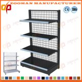 Grocery Store Wire Mesh Metal Steel Supermarket Shelf Shelving (Zhs23)