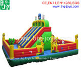 Commercial Jumping Castles with Slide Sale Now