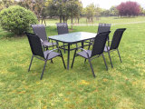 7PCS Moder Furniture Set by Table+Chairs