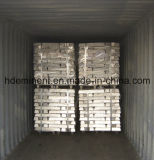 Pure Zinc Ingots 99.95% for Die-Casting Alloy