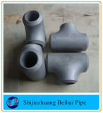 Ss 304/304L Straight Tee Pipe Fitting B 16.9 Sch80 Good Quality