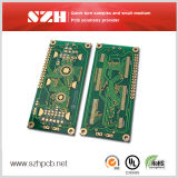 Fr4 6layer PCB Milled Grooves Good Quality