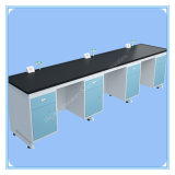 China Biology Steel Laboratory Work Bench Furniture