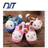 Children′s Cartoon Rabbit Warm Non-Slip Indoor Cotton Slipper