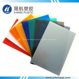 UV Protected Lexan Polycarbonate Double Wall Panel for Roofing