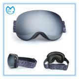 Dark Mirroed Anti Impact Sporting Goods Snow Glasses for Adult Unisex