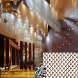 Decorative Ceiling Hanging Mesh Drapery