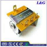 Heater Mini 6 Position 16A Power Rotary Switch (HR31)