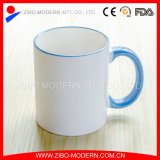 Two Tone Color 11 Oz Sublimation Mugs