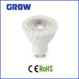 5W/7W SMD Plastic&Aluminum LED Spotlight