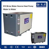 -25c Winter Heating 10kw Lowest Cost of Geothermal Heat Pump