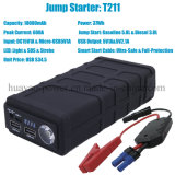 10000mAh 600A Portable Jump Starter Emergency Power Supply Battery