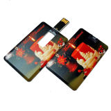 New 4GB Credit Card USB Flash Memory Stick Drive (EC030)