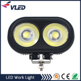 80W Round LED Working Lights Modifiled Auxiliary Lamp Maintenance Engineering Spotlight