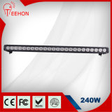 240 Watt 40 Inch Single Row CREE LED Light Bar