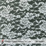 Jacquard Stretch Allover Lace Fabric (M5087)