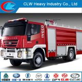 Factory Supply 4X2 Water Foam Iveco Fire Truck