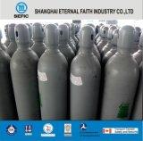 Seamless Steel Bottles Argon Gas Cylinder