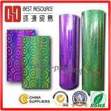 Iridescent Holographic Thermal Laminating Film