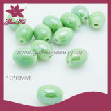 Elegant Light Green Tourmaline DIY Beads 2015 Gus-Bd-007