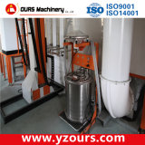 Vertical Powder Coating Line with Mono Cyclone Recovery System