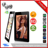 Rockchip3066 Android 7 Inch Tablet Wth 3G Capactive Screen