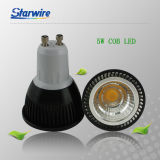 5W/7W Single COB GU10 LED Spotlight