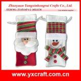 Christmas Decoration (ZY15Y147-1-2) Chrsitmas Put Away Bag