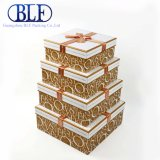 Gift Paper Box for Decoration