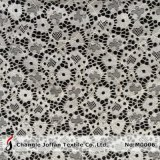 White Tulle Lace Fabric Wholesale (M0006)